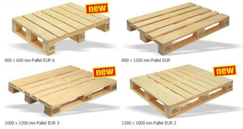 Shivam Packaging Euro Wooden Pallets